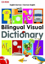 Bilingual Visual Dictionary : English-German - Milet Publishing Ltd