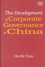 Development of Corporate Governance in China - On Kit Tam