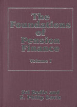 The Foundations of Pension Finance