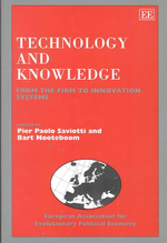 Technology and Knowledge : From the Firm to Innovation Systems : Edward Elgar Monographs