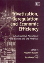 Privatization, Deregulation and Economic Efficiency : A Comparative Analysis of Asia, Europe and the Americas