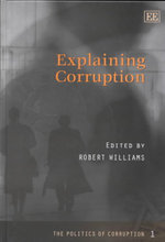 Explaining Corruption : Elgar Mini Series