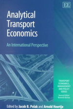 Analytical Transport Economics : An International Perspective