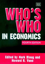 Who's Who in Economics : Composers and Careers in the Hollywood Film Indust...