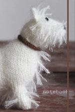 Best in Show : White Terrier Notebook - Sally Muir