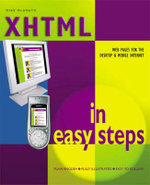 XHTML in easy steps - Mike McGrath