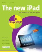 The New iPad : In Easy Steps - Drew Provan