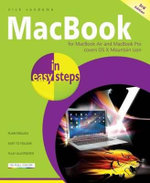 MacBook in Easy Steps 3rd Edition:  Covers Mac OS X Mountain Lion : In Easy Steps - Nick Vandome