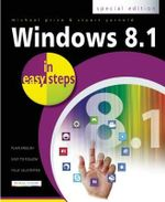 Windows 8.1 in Easy Steps - Michael Price