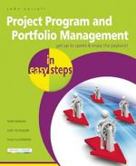 Project Program and Portfolio Management in Easy Steps - John Carroll