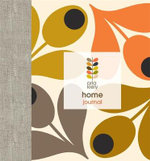 Orla Kiely Home Journal : Home Organiser Journal - Orla Kiely