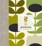Orla Kiely Gardening Journal - Orla Kiely