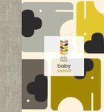 Orla Kiely Baby Journal - Orla Kiely