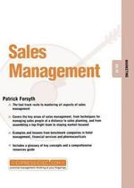 Sales Management : Express Exec - Patrick Forsyth