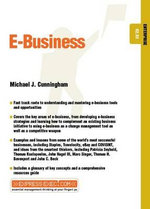 e-Business : Express Exec - Michael J. Cunningham
