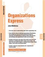 Organizations Express : Organizations 07.01 - John Middleton