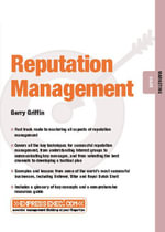 Reputation Management : Marketing 04.05 - Gerry Griffin