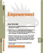 Empowerment : Leading 08.10 - Roger Cartwright