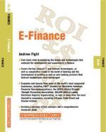 E-Finance : Finance 05.03 - Andrew Fight
