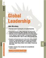 Global Leaders : Leading 08.02 - John Nirenberg
