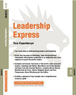 Leadership Express : Leading 08.01 - Tony Kippenberger