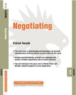 Negotiating : Leading 08.05 - Patrick Forsyth