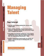Managing Talent : Training and Development 11.7 - Roger Cartwright