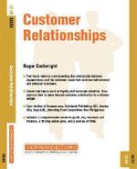 Customer Relationships : Sales 12.9 - Roger Cartwright