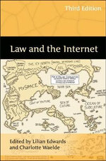 Law and the Internet : A Foundation for Electronic Commerce