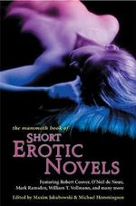 Mammoth Book of Short Erotic Novels : Mammoth Books