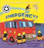 Emergency! : Awesome Engines - Margaret Mayo