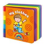 My Clothes : Rainbow Chunkies - Duck Egg Blue