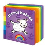 Animal Babies : Rainbow Chunkies - Award Publications Staff