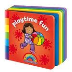 Playtime : Rainbow Chunkies - Duck Egg Blue