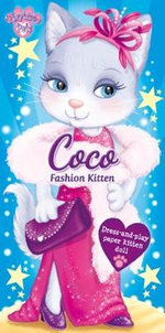 Catrina Fashion Kitty : Playtime Pals - Sophie Giles