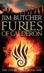 Furies of Calderon : Codex Alera : Book 1 - Jim Butcher