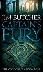 Captain's Fury : Codex Alera : Book 4 - Jim Butcher