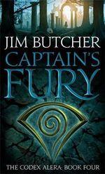 Captain's Fury : Codex Alera : Book 4 - Jim Butcher