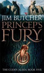 Princep's Fury : Codex Alera : Book 5 - Jim Butcher