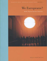 We Europeans : Media, Representations, Identities