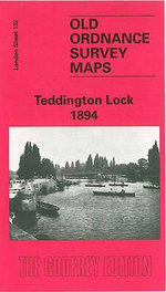 Teddington Lock 1894 : London Sheet 132 - John Griffiths