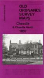 Cheadle and Cheadle Heath 1897 : Cheshire Sheet 19.02 - Chris Makepeace