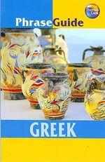 Greek Phrase Guide - Thomas Cook Publishing