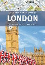 Everyman Mapguide to London - No Author