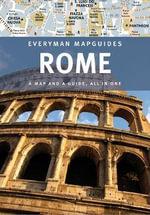 Everyman Mapguide to Rome - No Author