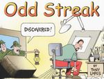 Discovered : Odd Streak - Tony Lopes