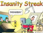 Insanity Streak : Discovered! : Insanity Streak - Tony Lopes