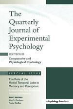 The Role of Medial Temporal Lobe in Memory and Perception : Evidence from Rats, Nonhuman Primates and Humans