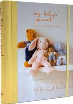 My Baby's Journal - Ryland Peters & Small