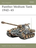 Panther Medium Tank 1942-45 - Stephen Ashley Hart